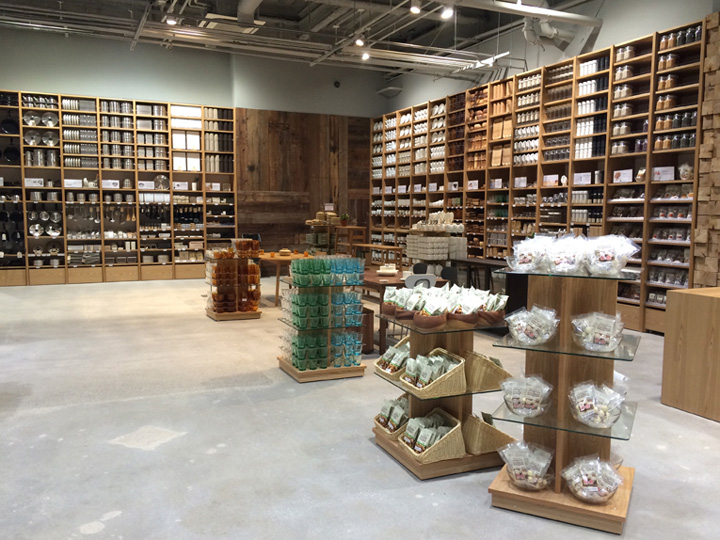muji store los angeles california