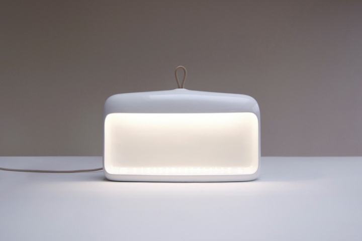 Naica Ceramics Lamp By Something For Ligne Roset
