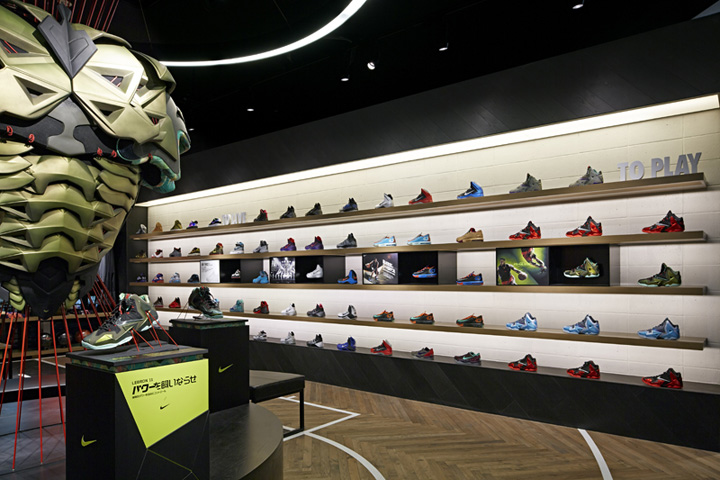 Nike Basketball Shop By Specialnormal Chiba Japan