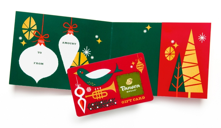 Panera Bread 2013 Holiday branding by Willoughby Design » Retail ...