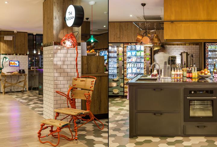 Qbic hotel by blacksheep london retail design blog for Qbic london