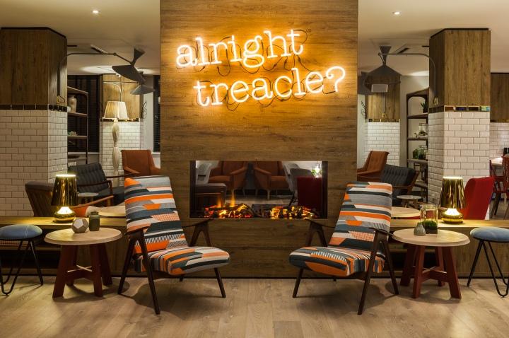 Qbic Hotel By Blacksheep London