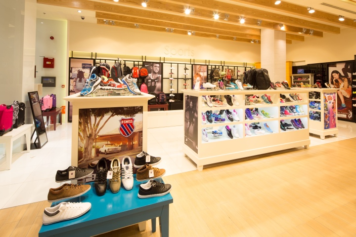 Shoe Citi flagship store by Green Room, Dubai – United Arab Emirates