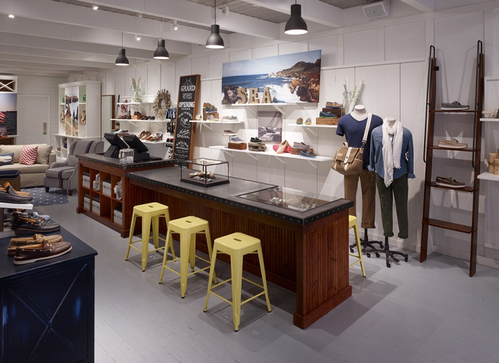 Sperry Top-Sider store by Callison