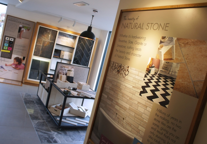 Topps Tiles Boutique By True Story Walton On Thames Uk