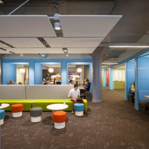 Merveilleux » Twitter Global Headquarters By IA Interior Architects, San Francisco