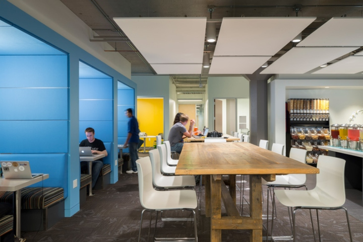 187 Twitter Global Headquarters By Ia Interior Architects