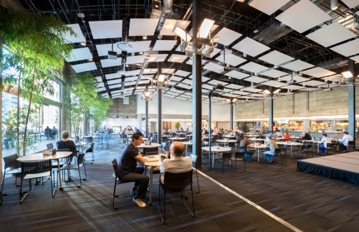 Twitter Global Headquarters By Ia Interior Architects San