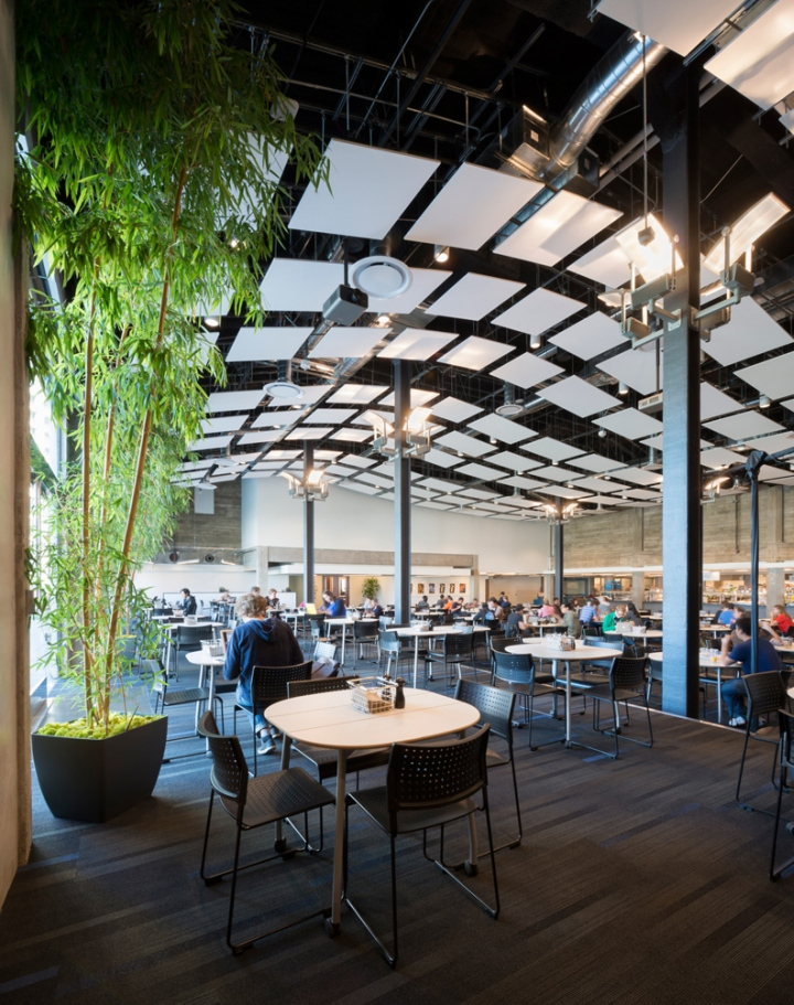 Twitter global headquarters by ia interior architects san - Interior decorator san francisco ...
