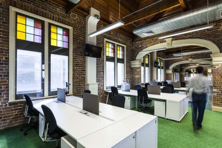 Set Within A Beautiful Heritage Building Rich In Sydney History Futurespace Worked Closely With The Consultant To Create An Interior Sympathetic