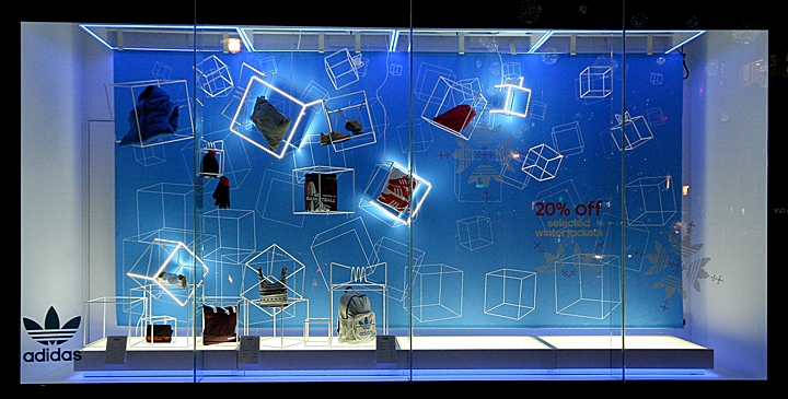 Fashion 2017 autumn winter - Adidas Windows 2013 Winter London 187 Retail Design Blog