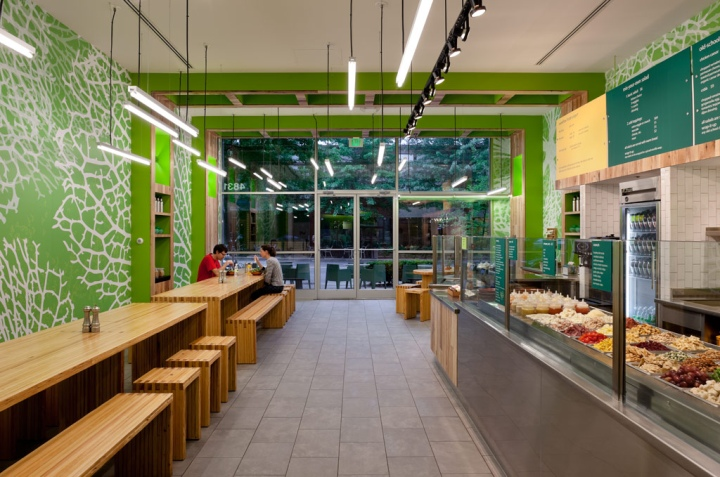 187 Sweetgreen Eco Eateriy By Core Architecture Bethesda