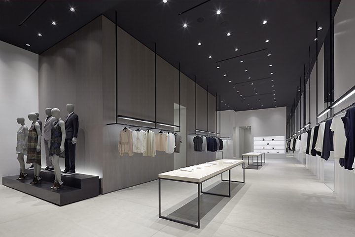 187 Theory Shop By Nendo Los Angeles California