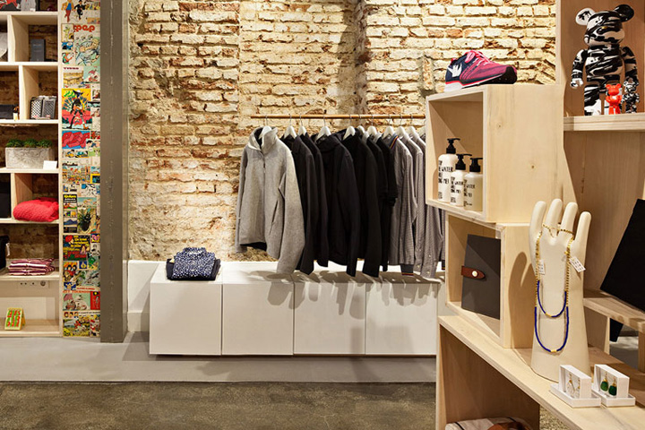 290 square meters store, Istanbul – Turkey