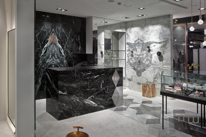 Artifacts Store By Mw Design Taichung Taiwan