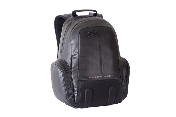 This men s Porsche Design Sport backpack is made from a water-resistant  material and has an abrasion-resistant base. This everyday sport bag  features ... dae42b61d46df