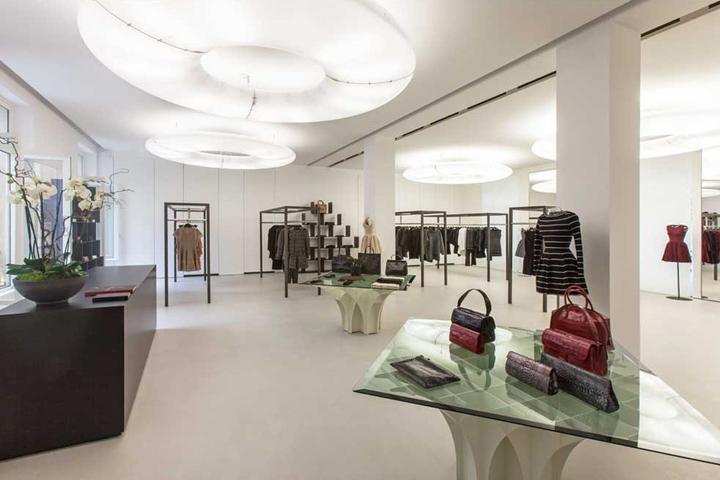 azzedine ala a exhibit at palais galliera paris france On azzedine alaia store