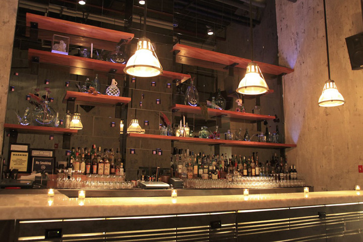 Backbar bar & lounge, New York City » Retail Design Blog