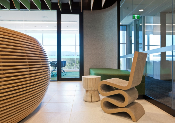 Boston consulting group office by carr design group for Design consultancy boston