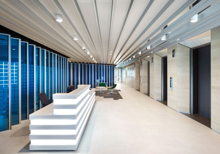 boston consulting group office by carr design group perth