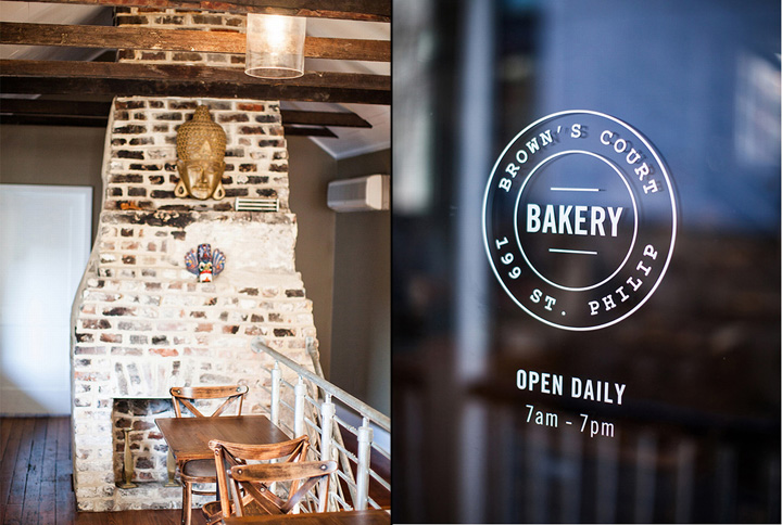 Browns Court Bakery branding by Studio Nudge 05 Browns Court Bakery branding by Studio Nudge