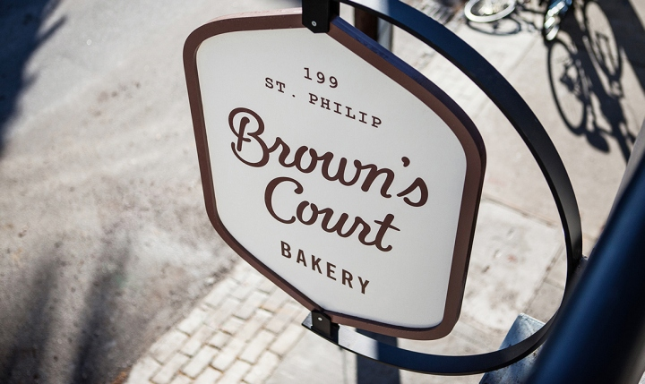 Browns Court Bakery branding by Studio Nudge 08 Browns Court Bakery branding by Studio Nudge