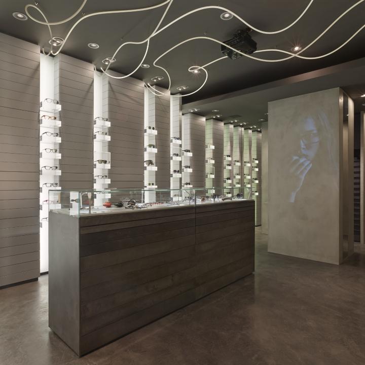 e0d75ac3f0 Carlotti optic boutique by Véronique Laurent