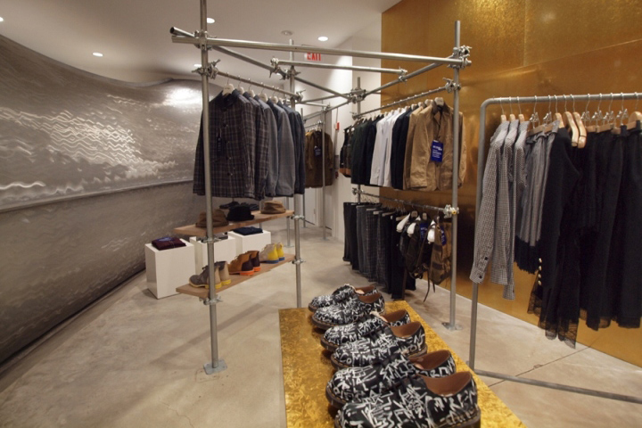Acne Clothing Store Paris