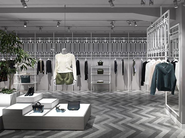 Compolux At Seibu Department Store By Nendo Tokyo Retail Design Blog