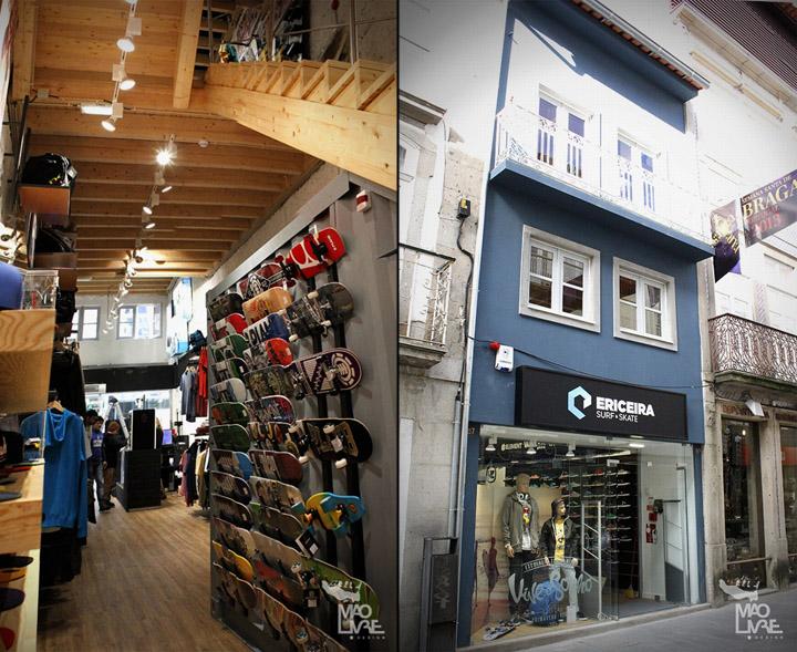 Ericeira Surf Amp Skate Shop By M 227 O Livre Braga Portugal