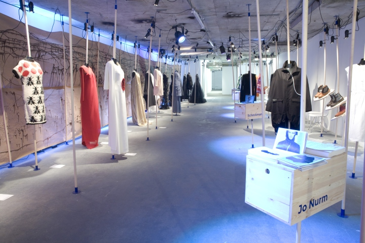 Interior Design Exhibitions 2014 fashion now: estoniahannes praks, london » retail design blog