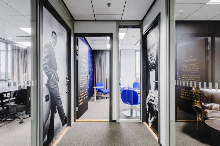 » Finnkino offices by Gullstén-Inkinen Design & Architecture, Helsinki – Finland