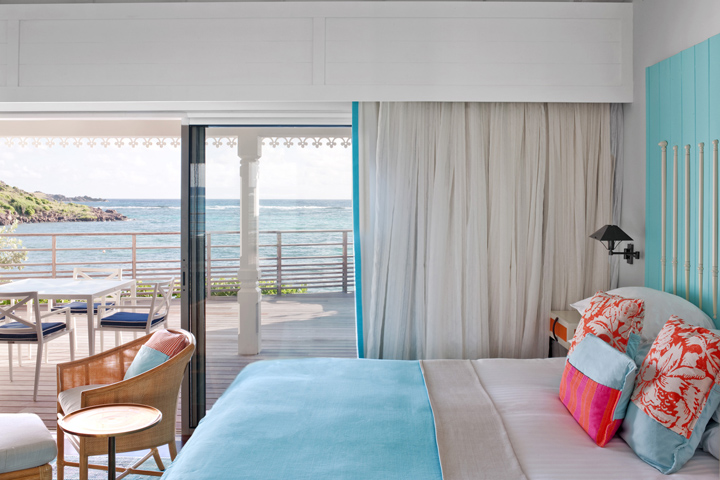 Guanahani hotel spa by luis pons design lab st barth for Designhotel barth