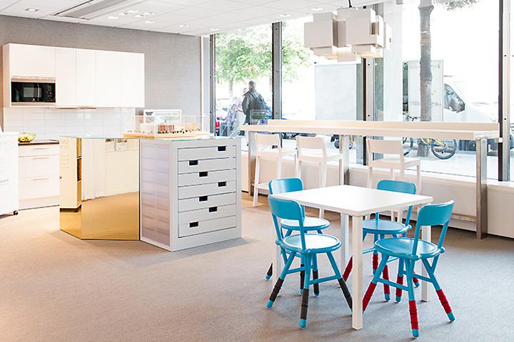 Arkitektur arkitektur sweden : HSB office by pS Arkitektur, Stockholm – Sweden » Retail Design Blog