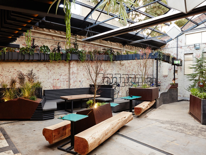Garden By Design garden by design imposing narrow design james gartside gardens Howler Bar And Beer Garden By Splinter Society Architecture Melbourne