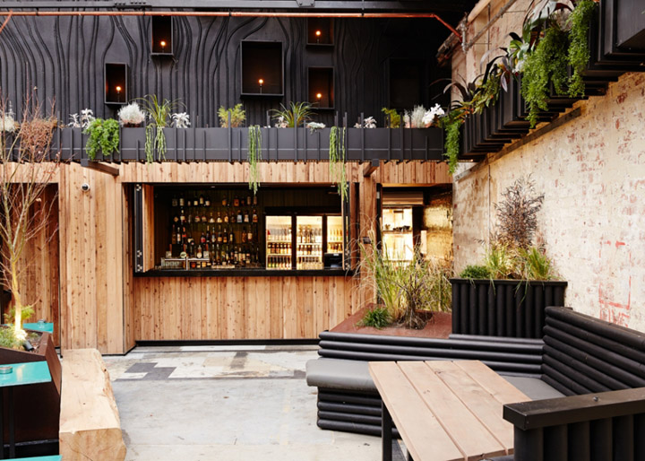 187 Howler Bar And Beer Garden By Splinter Society