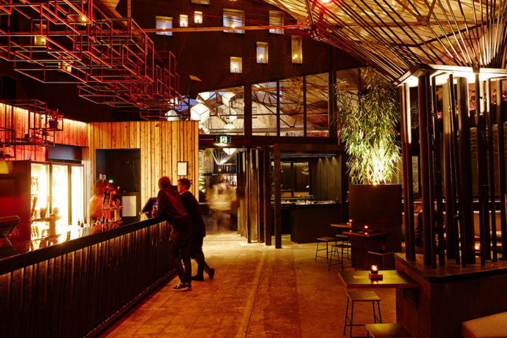 187 Howler Bar And Beer Garden By Splinter Society
