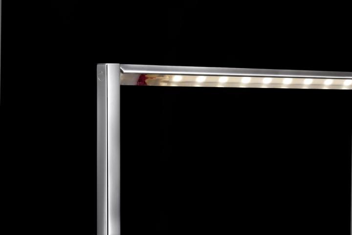 Illumini showcase lighting by Blocher Blocher Partners for MOLTOLUCE & Illumini showcase lighting by Blocher Blocher Partners for MOLTOLUCE ...