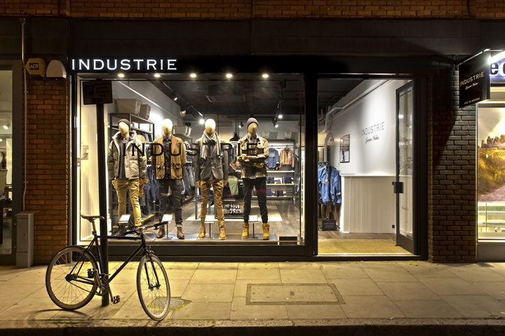 187 Industrie Store By Popstore London