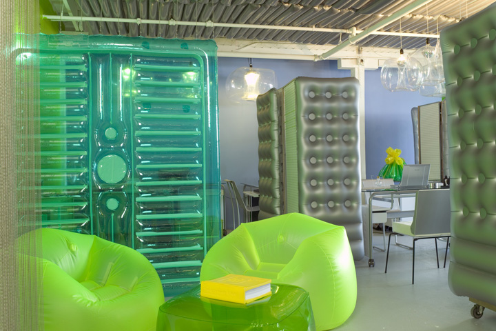 Lab Office By Luis Pons Design Miami Florida