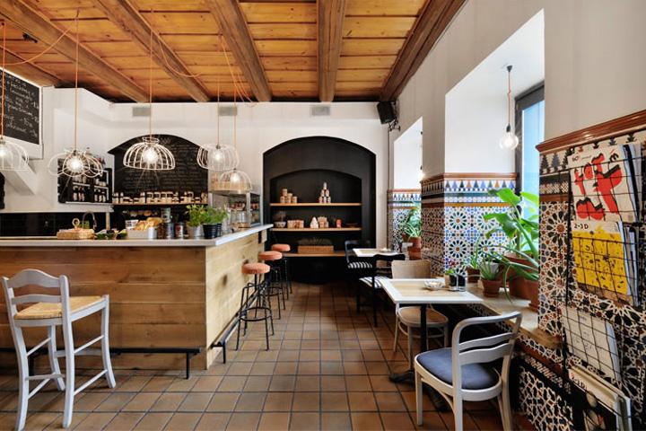 187 Machina Organica Vegan Restaurant By 2kul Wrocław Poland