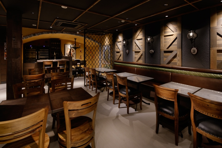 Mar y Tierra Spanish cuisine restaurant by DOYLE COLLECTION Hyogo Japan 05 Mar y Tierra Spanish cuisine restaurant by DOYLE COLLECTION, Hyogo   Japan