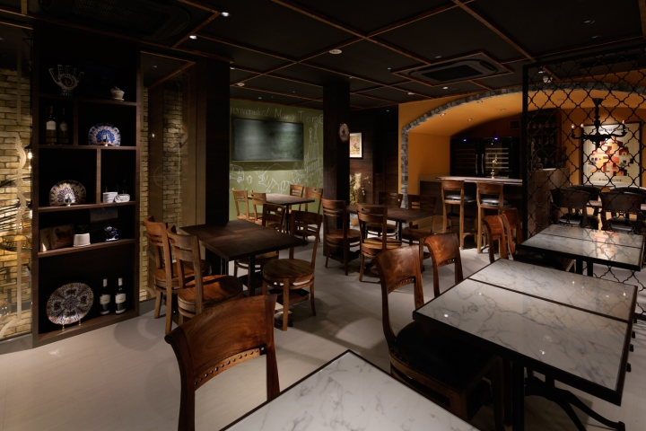 Mar y Tierra Spanish cuisine restaurant by DOYLE COLLECTION Hyogo Japan 06 Mar y Tierra Spanish cuisine restaurant by DOYLE COLLECTION, Hyogo   Japan