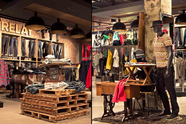 thesis concept store Atmospherics in retail industry marketing essay the atmospherics of the retail store contribute the overriding concept is that people are more.