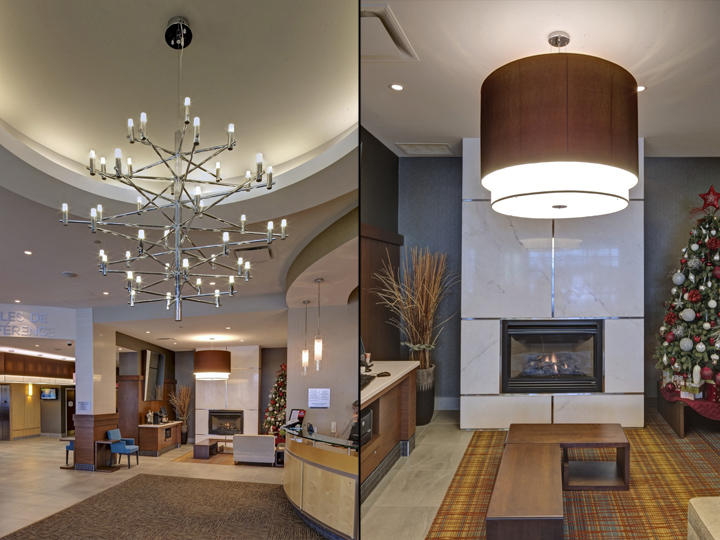187 Marriott Courtyard Montreal Airport By Camdi Design