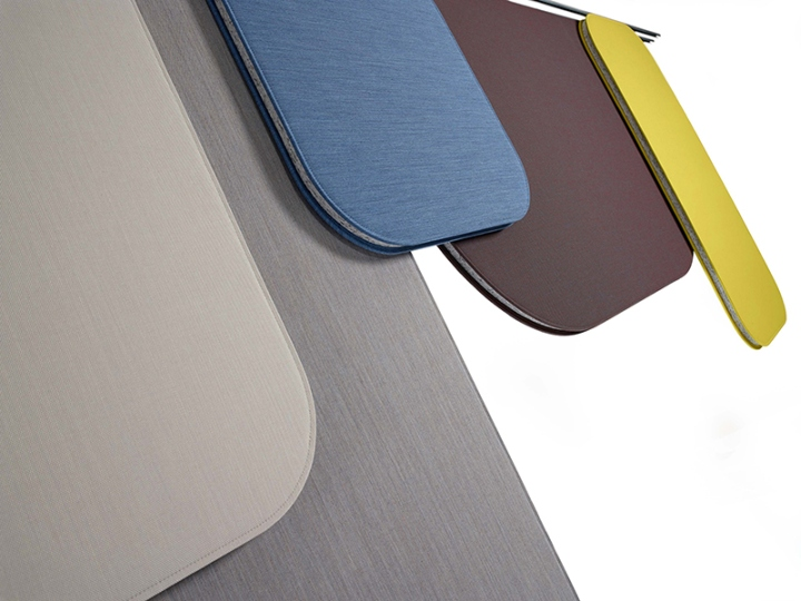 notes sound panel by luca nichetto for offecct