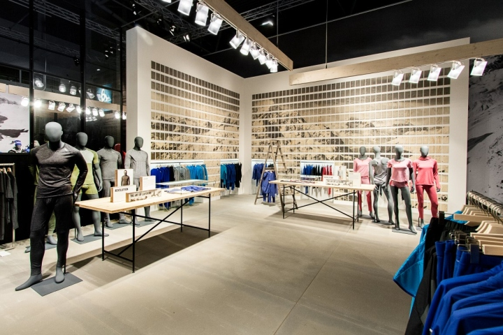 Exhibition Booth Pdf : Odlo trade fair stand at ispo by laborrotwang