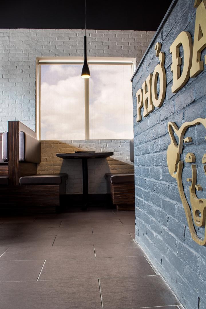 Pho dau bo vietnamese restaurant by wieske design ontario
