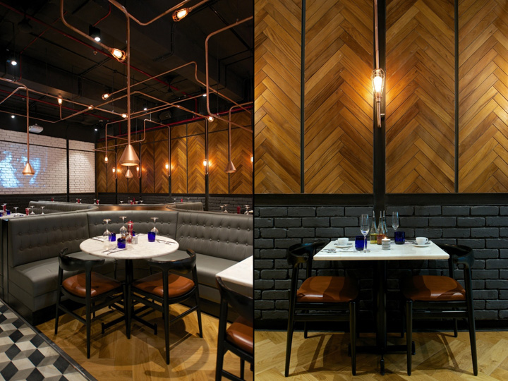 PizzaExpress restaurant Mumbai India 187 Retail Design Blog : PizzaExpress restaurant Mumbai India 07 from retaildesignblog.net size 720 x 540 jpeg 193kB