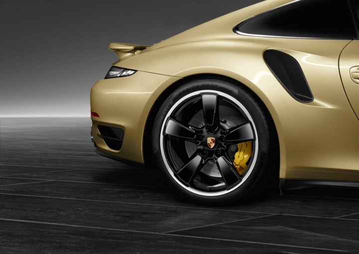 Porsche 911 Turbo By Porsche Exclusive 187 Retail Design Blog
